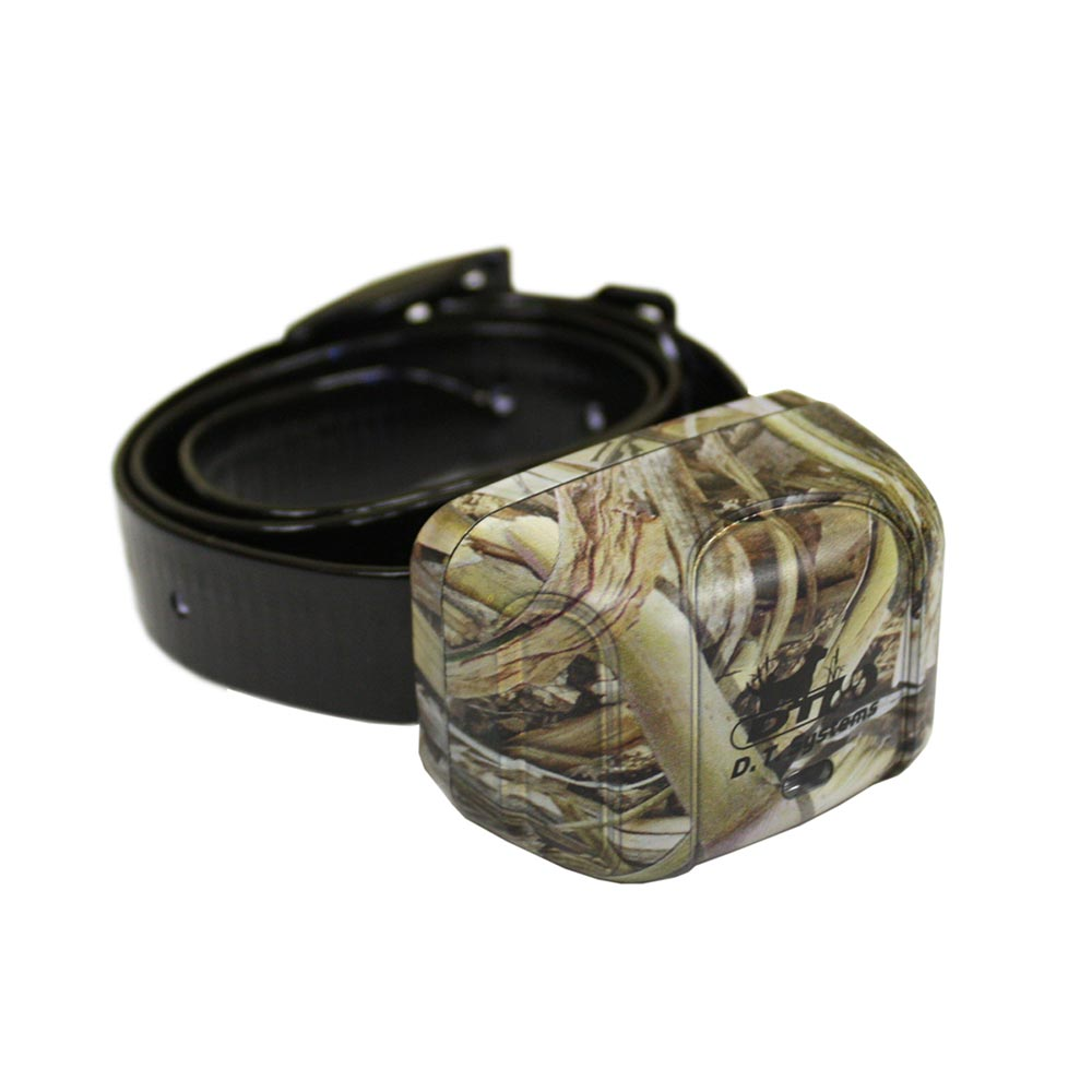 D.T. Systems Rapid Access Pro Dog Trainer Add-on collar Camo
