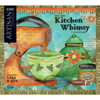 Lang: Artisan Kitchen Whimsy Wall Calendar 2016