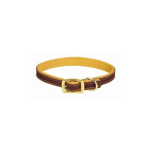 Deer Ridge Leather Dog Collar 06-1312-15