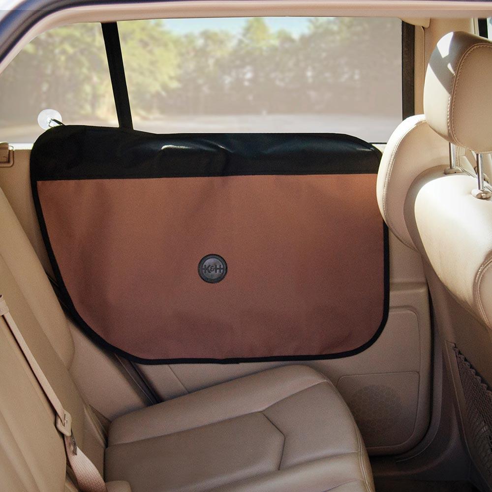 K&H Pet Products Vehicle Door Protector Tan 19