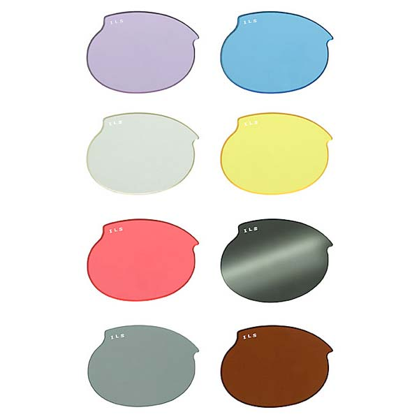 ILS Replacement Dog Sunglass Lenses DLMD30