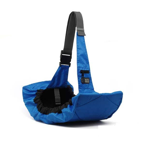 Outward Hound Pet sling Carrier Blue 25