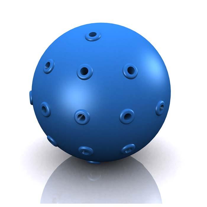 Hydro Dog Ball Toy 21001