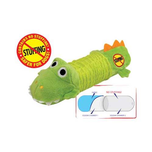 Stuffing Free Big Squeak Gator PS631