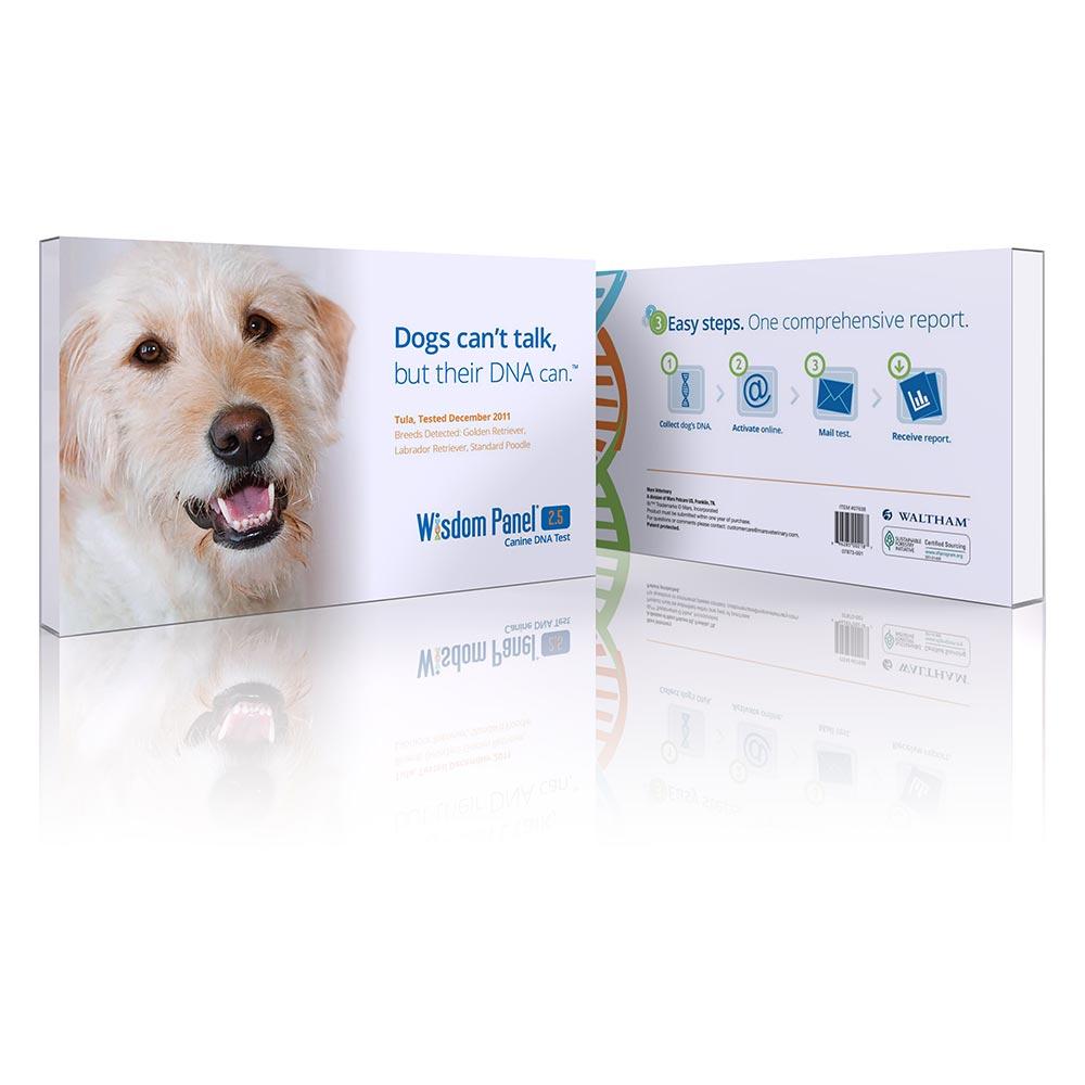 Wisdom Panel 2.5 Canine DNA Test 7637