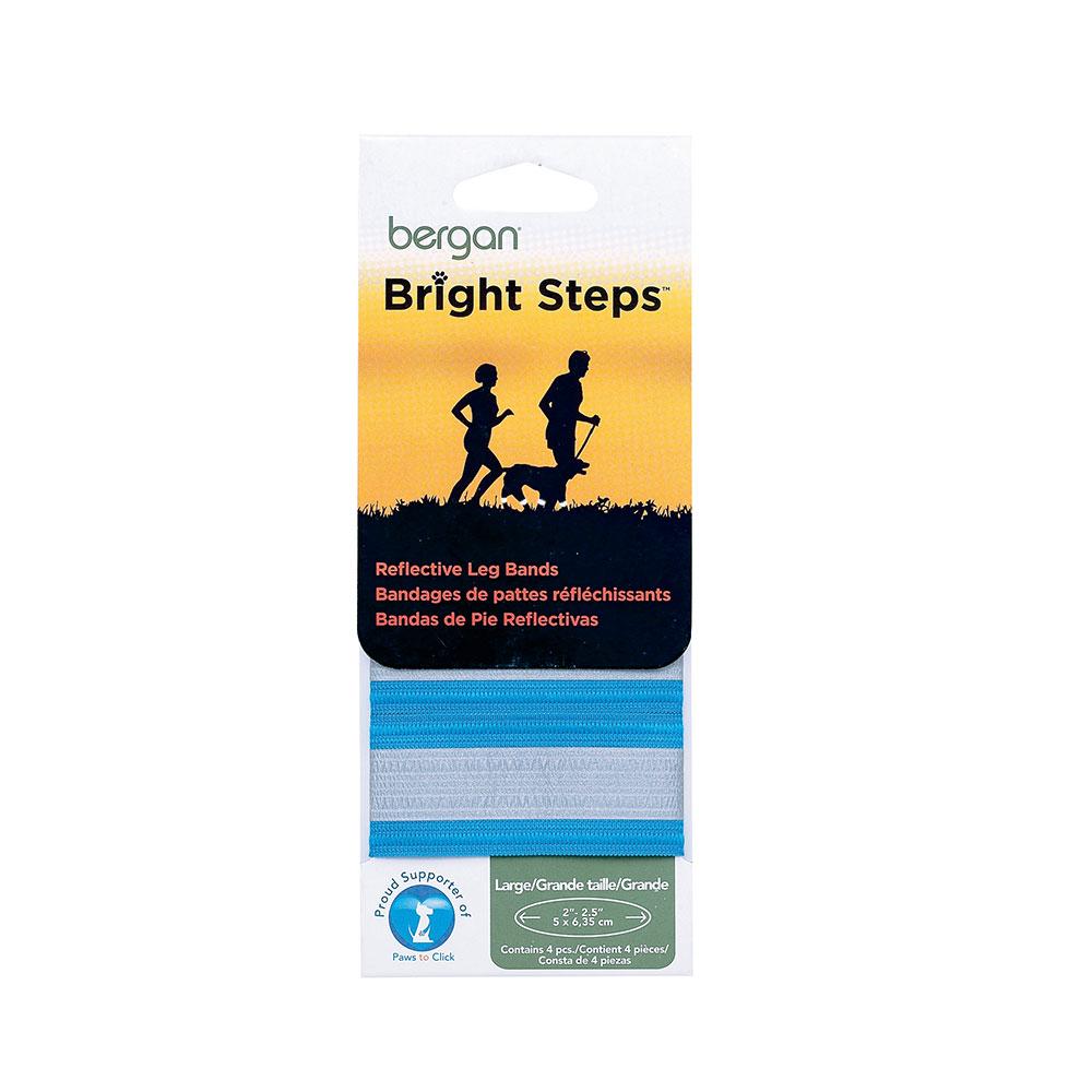 Bright Steps Reflective Leg Bands 88414