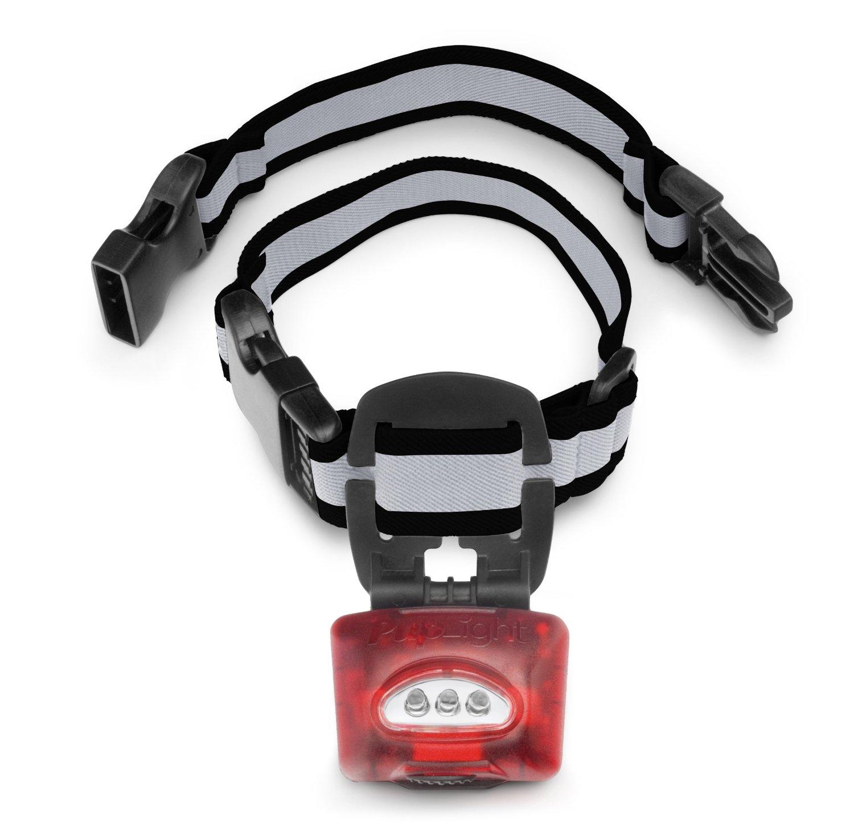 Dog Safety Light Version 2 PUPLIGHT2-RED