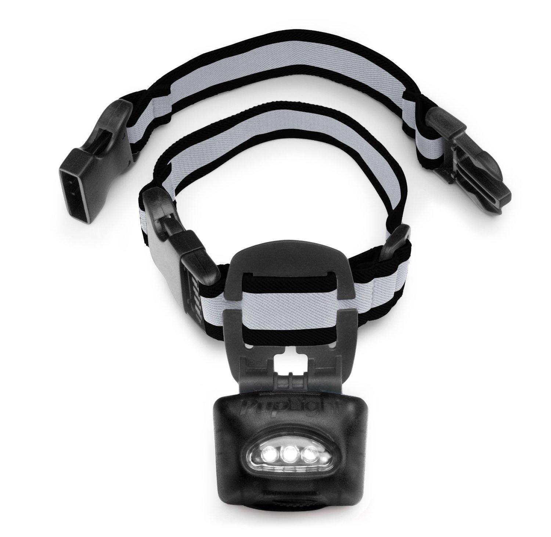 Dog Safety Light Version 2 PUPLIGHT2-BLACK